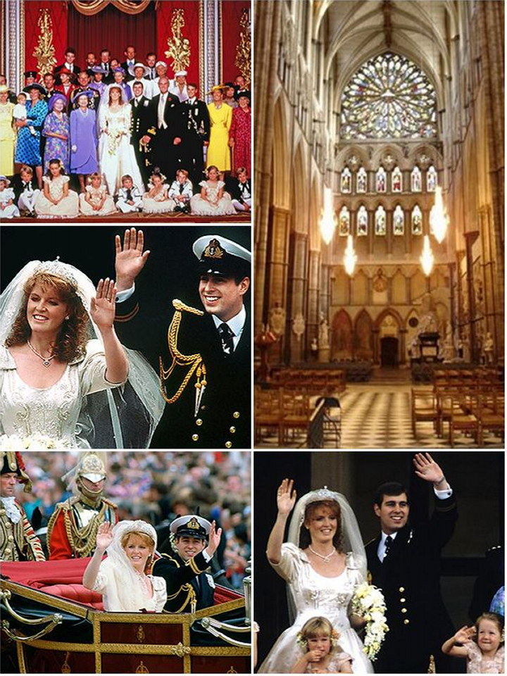 A Royal Wedding History Andrew Edward Charles And Camilla The Wedding Secret Magazine